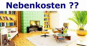 Nebenkosten Berechnen Miete : nebenkostenabrechnung miete betriebskosten wohnungs lexikon ~ Themetempest.com Abrechnung