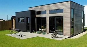 maison contemporaine toit plat maison contemporaine With toit en verre maison 7 brique de verre wikipedia