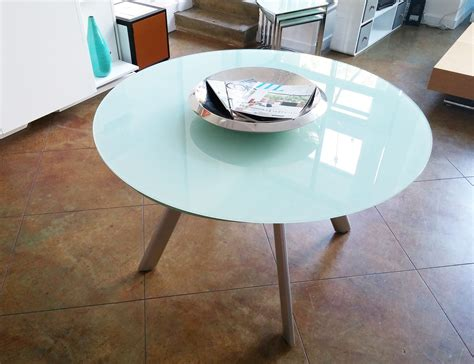 Three tiers of glass, the second and third are able to swivel for added spaces and fold in when not in use. The Butterfly Expandable Round Glass Dining Table | Expand Furniture - Folding Tables, Smarter ...