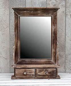 Spiegelschrank Shabby Chic : amadeco bezaubernder wandschrank h ngeschrank k chenschrank spiegelschrank badspiegel spiegel ~ Sanjose-hotels-ca.com Haus und Dekorationen