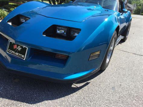 corvette  custom daytona style seamless body