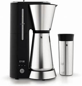 Wmf Mini Kaffeemaschine : wmf k chenminis kaffeemaschine thermo cromargan matt kaffee tee espresso kaffeemaschinen ~ Orissabook.com Haus und Dekorationen