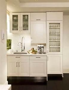 Küchentisch Für Kleine Küche : 25 schicke design ideen f r kleine k che n tzliche ~ Michelbontemps.com Haus und Dekorationen