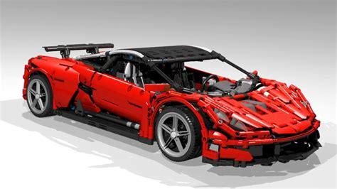 lego technic supercar lego technic supercar ultimatum gtr v10