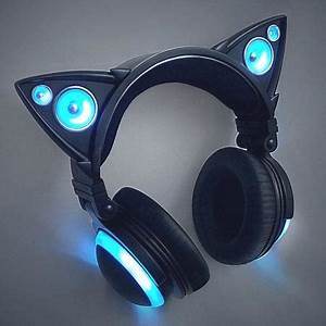 Brookstone Axent Wear Cat Ear Headphones Review & Rating