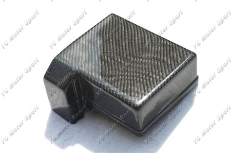 Nissan Fuse Box Cover by Car Accessories Carbon Fiber Fuse Box Cover Fit For 1995