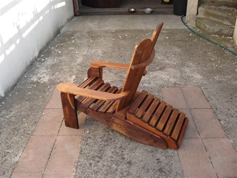 fauteuil adirondack ericbricol photo de adirondack c eric bricol