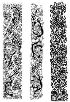 celtic band3 by roblfc1892.deviantart.com on @deviantART | Patterns | Pinterest | deviantART