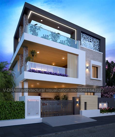 modern house house designs house outer design