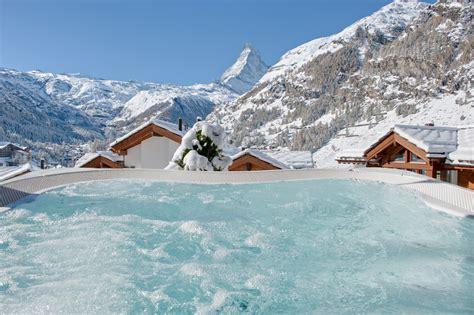 ski in ski out chalets heli skiing zermatt ski chalets