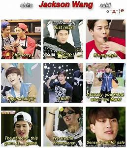 allkpop meme on... Funny Got7 Quotes