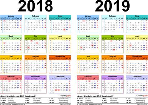 zweijahreskalender als vorlagen zum ausdrucken