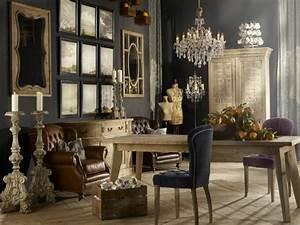 Vintage Wohnzimmer Möbel : wohnungseinrichtungen im vintage stil innendesign m bel zenideen ~ Frokenaadalensverden.com Haus und Dekorationen