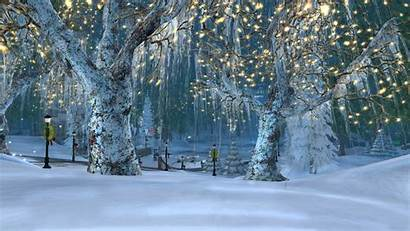 Winter Pretty Wallpapers Holiday Christmas Backgrounds Background