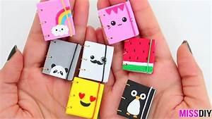 Comment Faire Des Choses En Papier : comment fabriquer un mini carnet sympa diy mini notebooks ~ Zukunftsfamilie.com Idées de Décoration