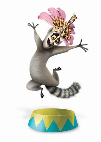 Madagascar King Julien Julian Parody Cartoon Dreamworks