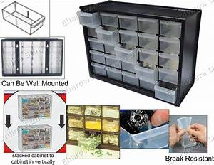 25 drawers small parts storage cabin end 6 26 2018 552 am With kitchen cabinet trends 2018 combined with free google stickers
