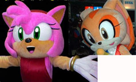 Japanese Sonic Mascot Suits Page 3