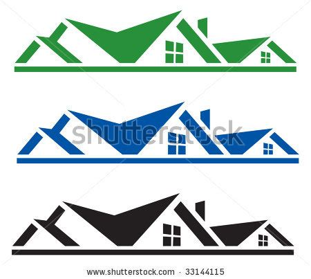 The Gallery For > House Roof Outline Clipart
