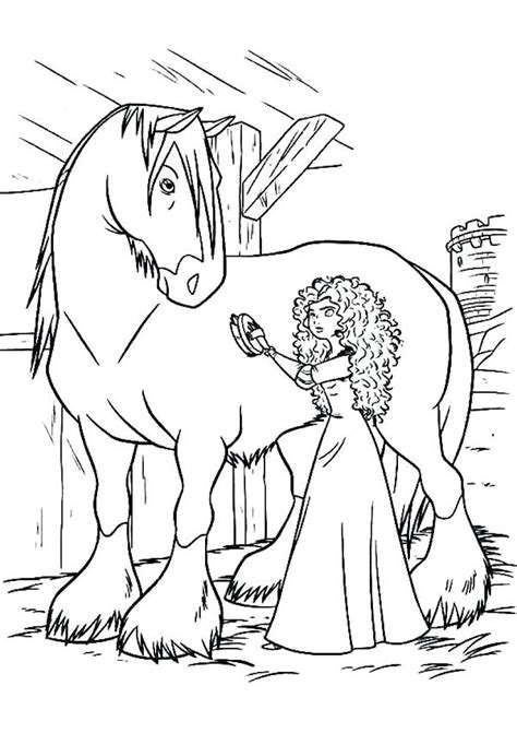 horse coloring pages    printable coloring