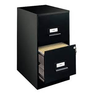 realspace managers 2 drawer vertical file cabinet 26 710 h x 14 14 w x 18 d black by office