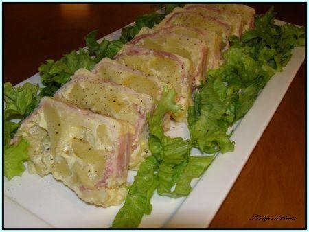 cuisine tv eric leautey terrine au beaufort paperblog