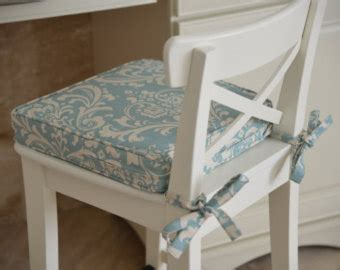 dining chair cushions etsy