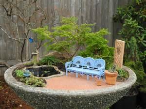 mini balkon preparing for winter in the miniature garden the mini garden guru from twogreenthumbs