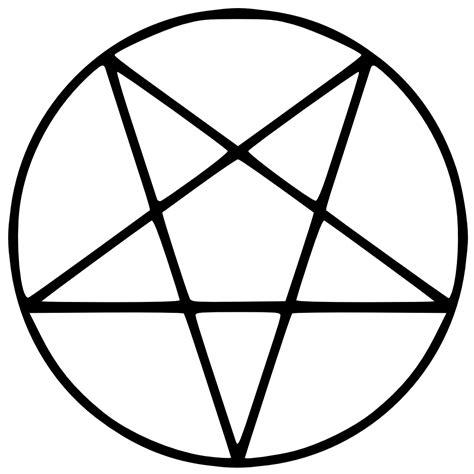 onlinelabels clip art pentagram