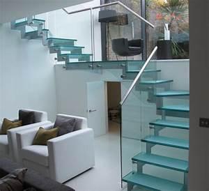 Treppenstufen Aus Glas : wendeltreppe f r innen 109 innentreppen welche die innenarchitektur in vordergrund bringen ~ Bigdaddyawards.com Haus und Dekorationen