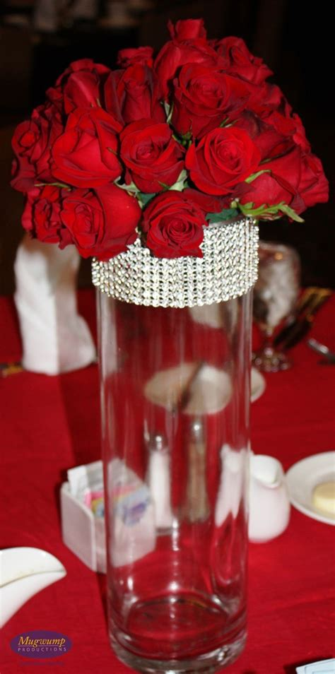 209 Best Images About Wedding Red Centerpieces On