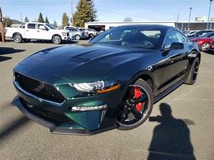 2020 Ford Mustang Bullitt Coupe RWD for Sale in California - CarGurus