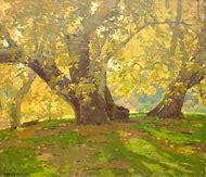 Edgar Alwin Payne Paintings