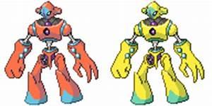Primal Deoxys Pokemon Images | Pokemon Images