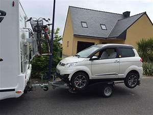 Location Remorque Porte Voiture Sans Permis E : remorque r tractable pour camping car la bissonnette ~ Melissatoandfro.com Idées de Décoration