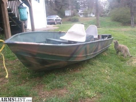 Jon Boat No Hull Number by Armslist On Armslist Page Armslist On