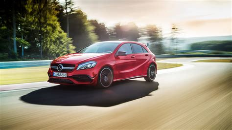 2018 Mercedes Benz A45 Amg 4matic Wallpapers Hd Images