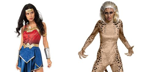 As one of wonder woman's oldest foes, cheetah has almost as many incarnations and retoolings as. Wonder Woman 1984 Halloween Costume Teases Cheetah's Final ...