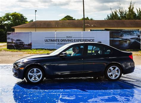 Bmw Ultimate Driving Experience Tour Returns, The Five