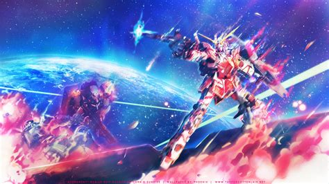 Anime Unicorn Wallpaper - mobile suit gundam unicorn mech mobile suit gundam