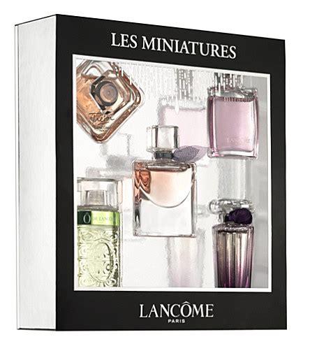 luxury fragrance l wholesale lancome les miniatures mini luxury fragrance gift set