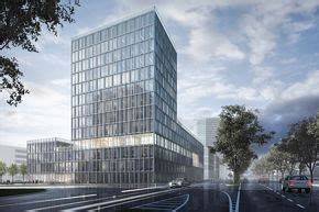 Sanierung Rathaus Mannheim by Projekte Allmann Sattler Wappner Architekten