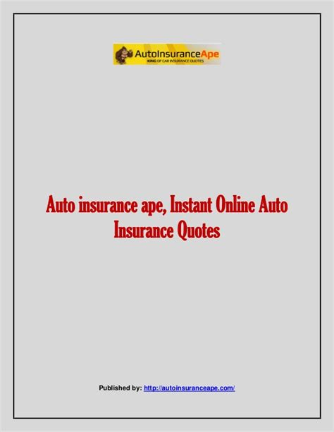 instant  auto insurance quote security guards