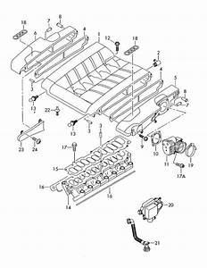 W12 Spark Plug Change  U0026 Intake Manifold Removal