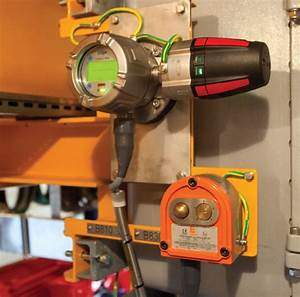 Explosion Protected Lng Tank Hoist Features