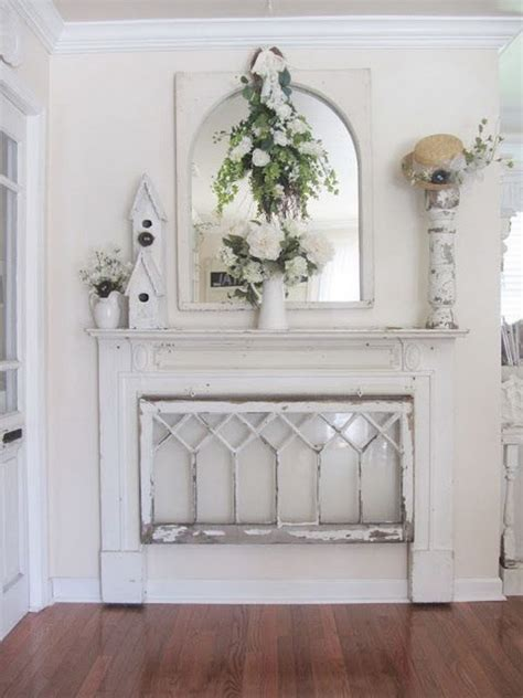 shabby chic mantels sweet cottage shabby chic entryway decor ideas for