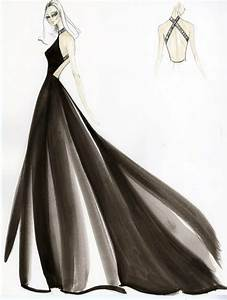From sketch to dress | via Facebook - image #2145024 by ...