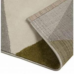 tapis gris et vert idees de decoration interieure With tapis gris vert