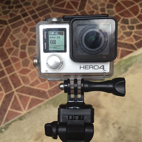 review gopro hero camera backpacker banter