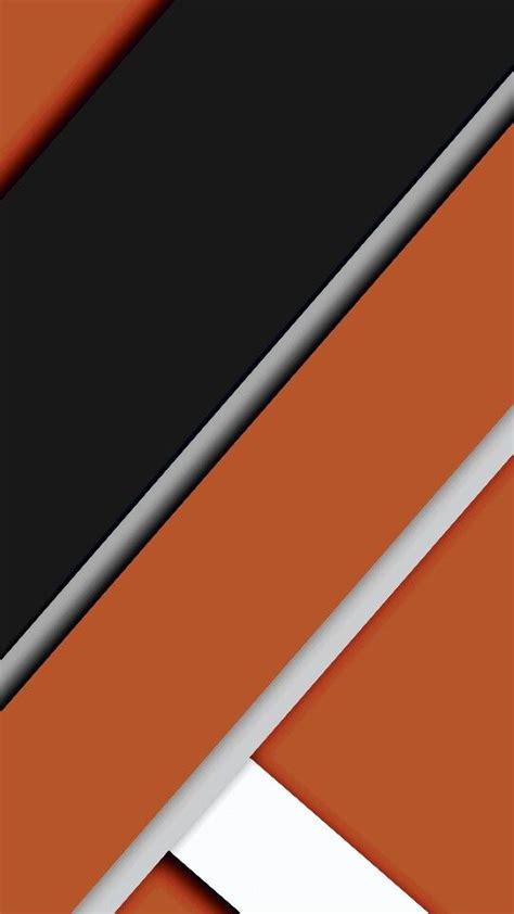 Android Black And Orange Wallpaper by 139 Best Images About Ios Android Material Design